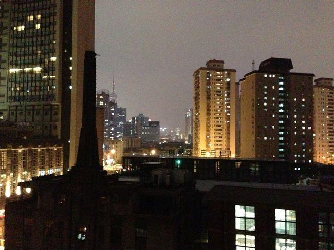 Views Of Shanghai