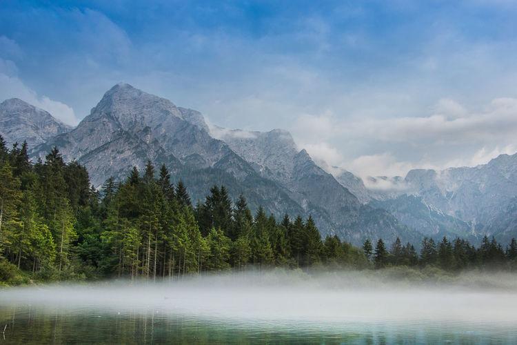 Almsee Austria