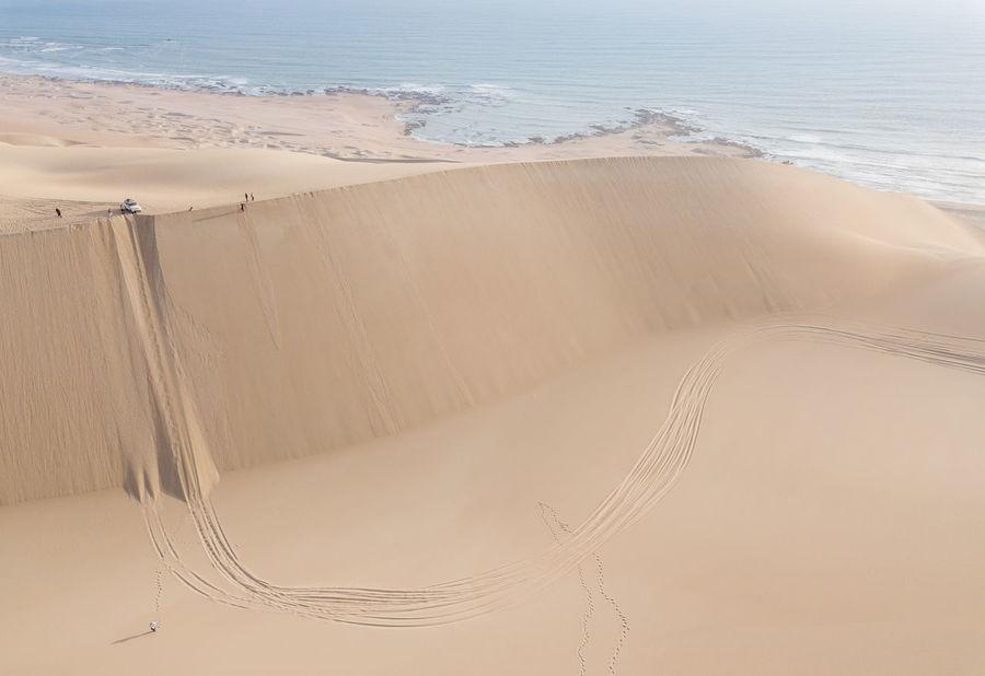Desert Dunes Extreme Land Rover Action Land Landscape Offroad Overland Overlanding Sand The Traveler - 2018 EyeEm Awards