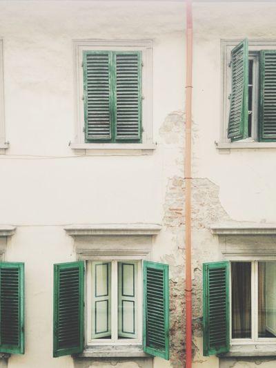 Windows in Italy ❤️
