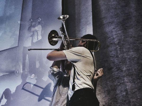 Fusion | Musician Young Guy Energy Jazz Swing Rock'n'Roll Pastel Power Castelfranco Veneto New York City The Rad Trads EyeEm Italy |