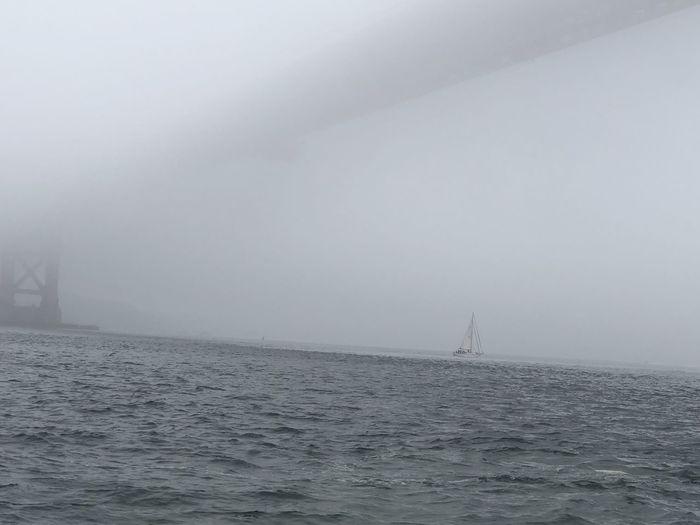 Water Sea Fog