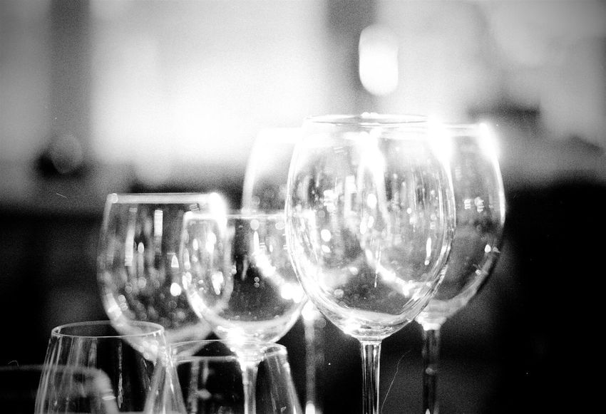 Alcohol Analogue Photography Black & White Blackandwhite Bokeh Close-up Cocktail Depth Of Field Drink Drinking Glass Film Film Photography Food And Drink Glare Glares Glass Glass - Material Indoors  Light No People Reflection Wine Wine Moments Wineglass Black And White Friday