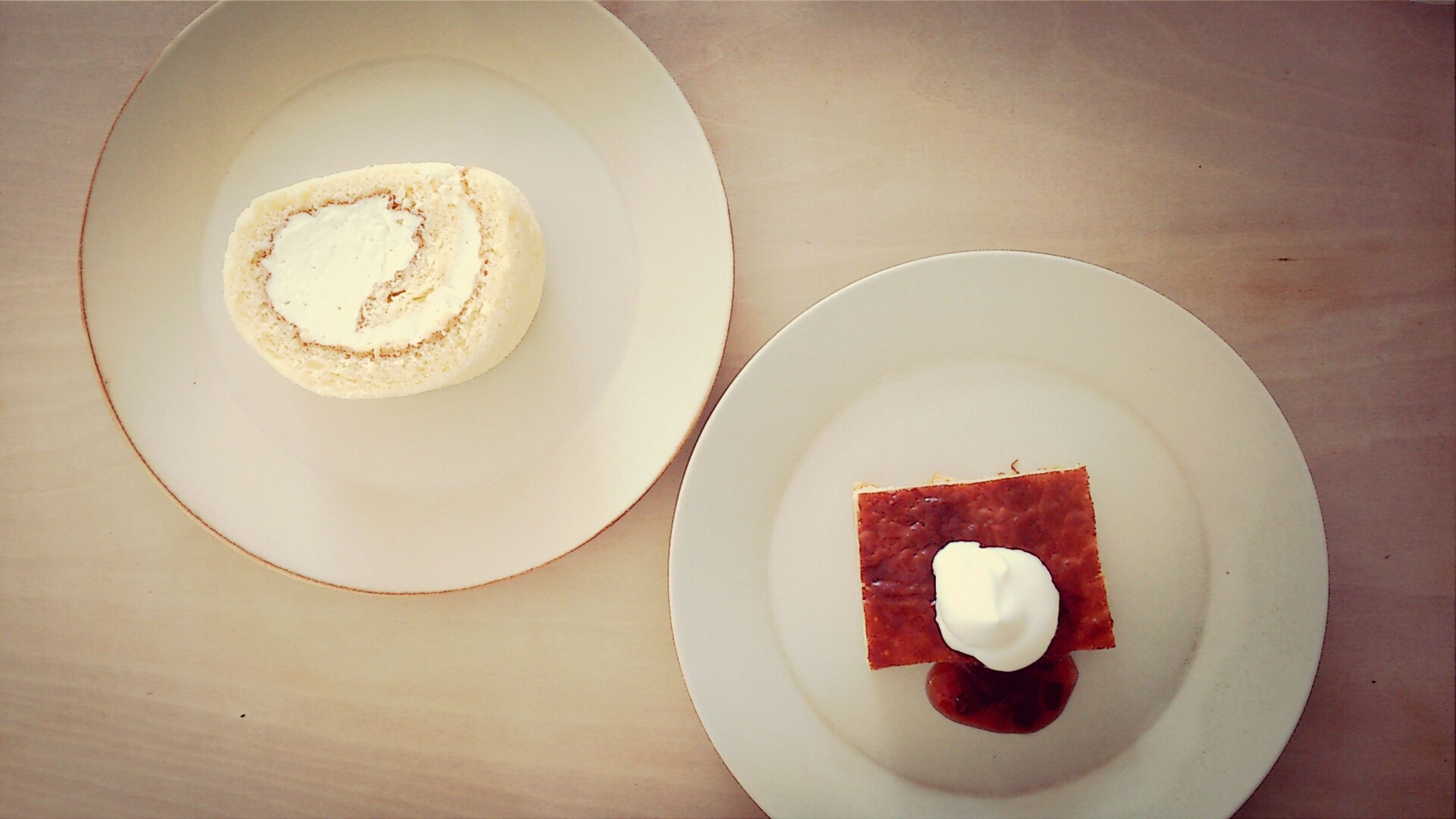 indoors, food and drink, still life, high angle view, food, directly above, plate, table, sweet food, circle, close-up, no people, white color, heart shape, geometric shape, indulgence, dessert, cake, pattern, shape
