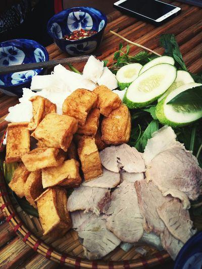Búnđậumắmtôm Food Vietnamese Food