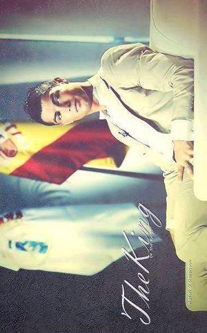 Ronaldo the best 'w!