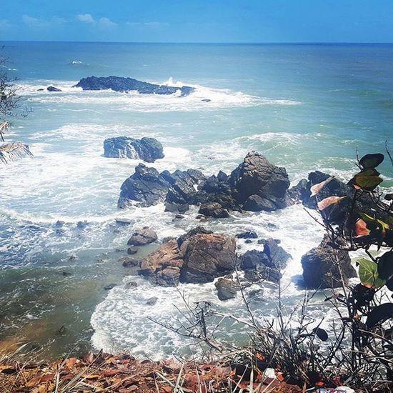 Explore....Trinidad Toco Galerapoint Openocean Islandlife Fundaysundays Amazingday