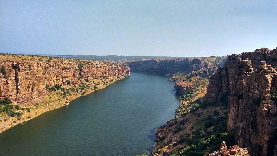 Water Gandikotafort Karnataka