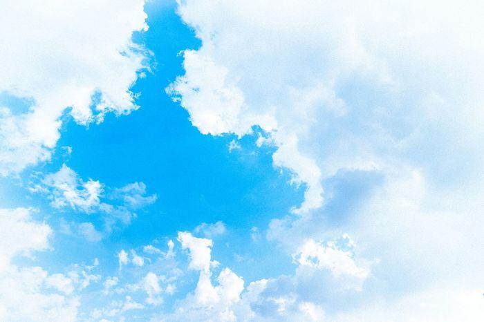 Clear Sky Clouds And Sky Scenery Minimalism Eye4photography  EyeEm Best Shots EyeEm Korea