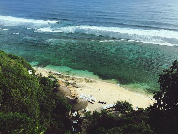 Where paradise is... Followme Baliphotography Explore Bali, Indonesia Balinese Life Bali INEEDNATURE Eat, Pray,Love INDONESIA Tropical Paradise Beautiful Holiday IPhoneography IPhone Iphone6 Iphone6plus Resort Beach Topview Fromabove Oceanview Landscapes With WhiteWall