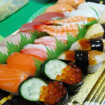 Sushi Sushi Japanesefood Yummy