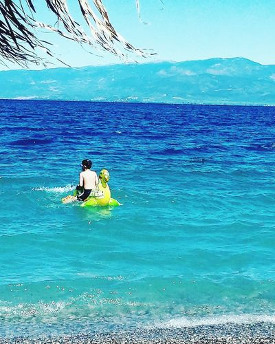 Summer In Greece Holidays In Greece ❤ Summer Vibes Holidays ☀ Greece Relaxing Play With The Waves Seaside_collection Holidays In Greece ❤ Summer In Greece <3 Sea Seaside Moments Playing