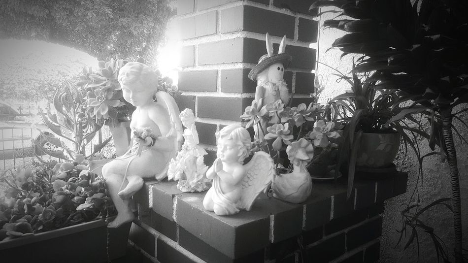 Taking Photos Hello World Artistic Pray Reflections Relaxing Statues Vintage Believe
