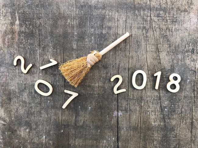 Bye 2017, Welcome 2018 Creativity Creative Art Work Artistic Art Celebration Wooden Numbers Wooden Board Wood Happy New Year Happy 2018 Happy New Year 2018 Welcome 2018 Bye 2017 2018 2018 Year