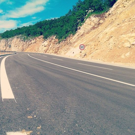 Callofthewild Roadtripping Tarmac Lines Speed Turn Rally Montenegro Dare