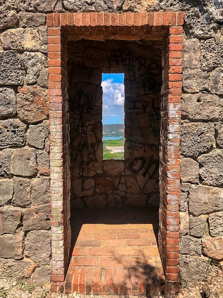 Rectangles Colors Structure Framed Vision View Masonry Historic Old Structure Colonos EyeEmNewHere EyeEmNewHere Fuerte Capron The Week On EyeEm
