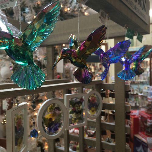 soaring flying Glass Bird Hummingbird Hanging Celebration Indoors  No People Close-up Illuminated Day EyeEmNewHere