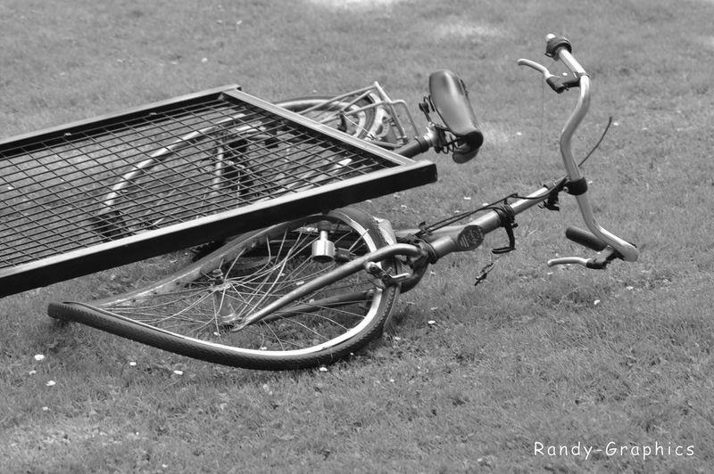 Door Deur Park Fiets Bike