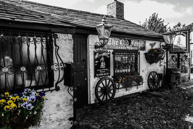 The Old Forge,