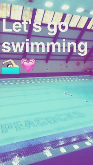 Swimming Swimming Pool New York Enjoying Life