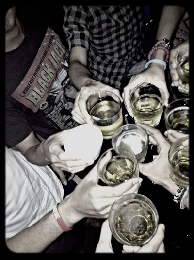 We Cheers Together