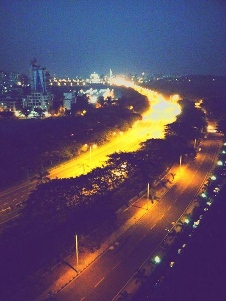MumbaiDiaries Palm Beach Road Seawoods