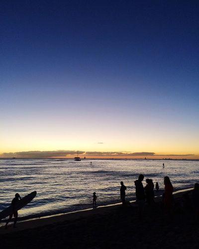 Beach Waikiki