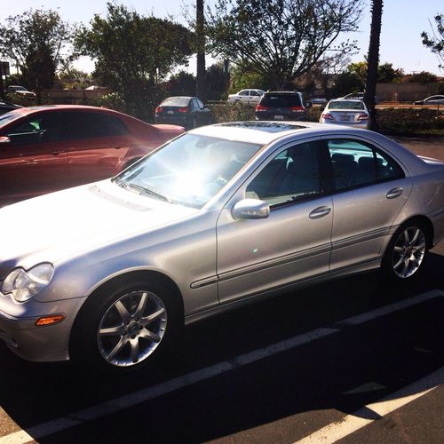 Mercedes Benz Carwash Clean Car Finally