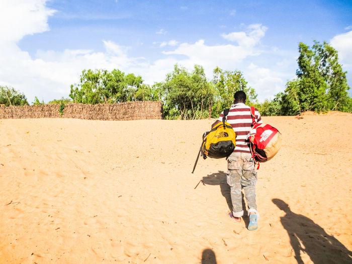 Camp Du Desert,