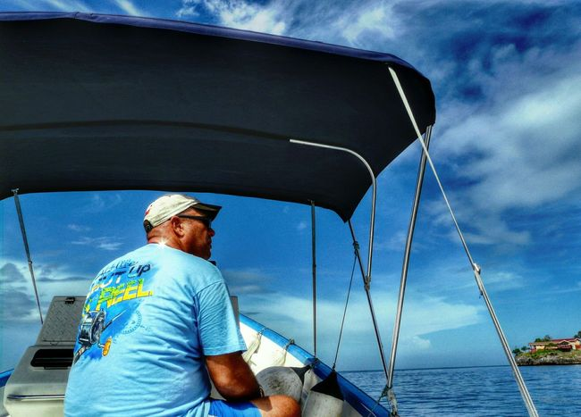 Trinidad And Tobago Down The Islands Hdrphotography Boat Captain Island Life