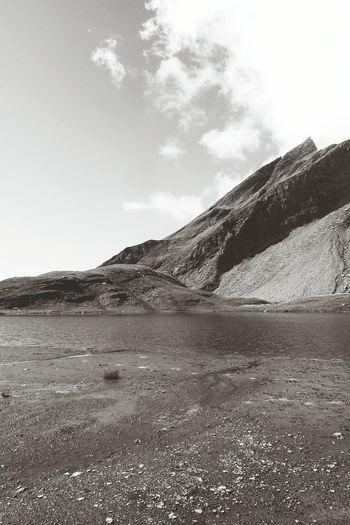 A L P E S France Montagne Lac