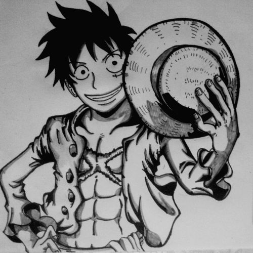 Human Luffy Depressive Dibujos Dibujando Animelover Follow4follow Tatouage Carboncillo Followback Faceart Negro Ojos Bonitos  Desnudoartistico Hello World OnePiece Hanging Out Naruto Shippuden  AnimeNaruto ♥♥ Darwing Esquizofrenia Followme Mangas Onepiecemanga