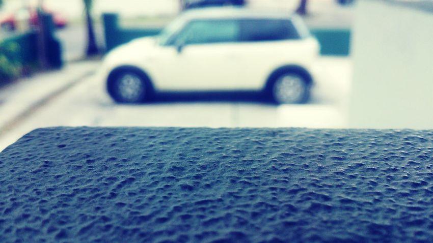 A mini is so cool, its blurred! Car Fresh Rides Smart Car