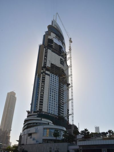 Dec'16: Boxing Day - The Address Downtown Dubai (Dubai, UAE) Dubai Dubai Mall DubaiMall Dubai❤ Luxury Hotel Middle East The Address Hotel UAE UAE , Dubai United Arab Emirates Architecture Building Exterior Built Structure City Clear Sky Day Downtown Dubai Dubaicity Low Angle View Modern No People Outdoors Sky Skyscraper United Arab Emriates EyeEmNewHere