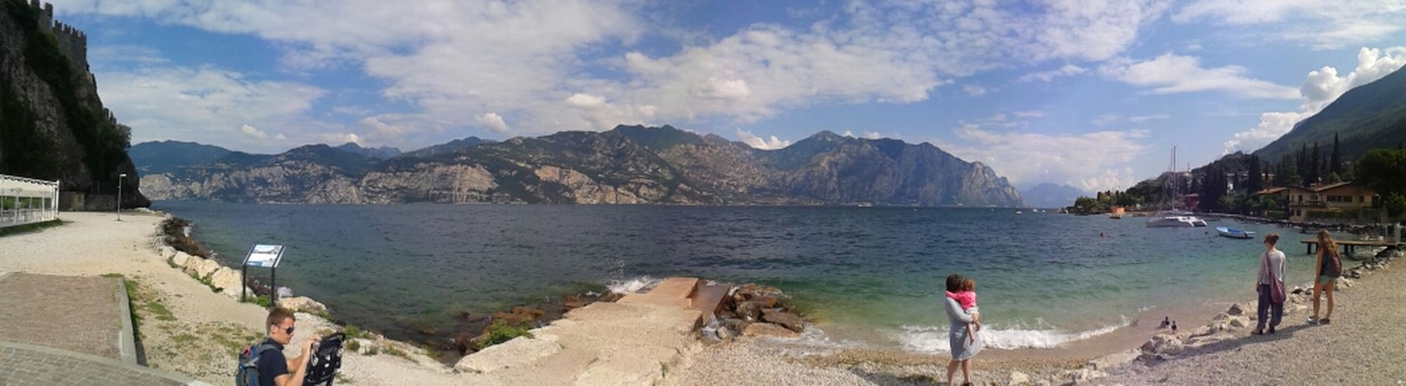 Lago di Garda Amazing View Hello World Beautiful Place Beautiful Places Around The World