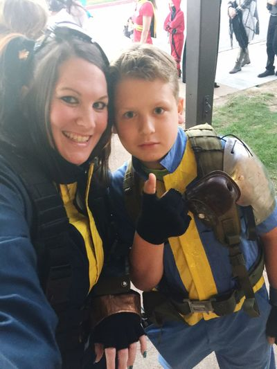 My Year My View Fallout 4 Mother And Son First Dance Halloween