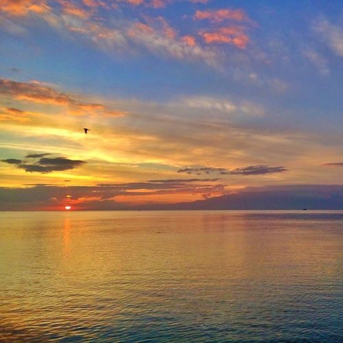 Avis Visitph2015 Bugwas Sanjuanian Siquijor MysticSiquijor VisitThePhilippines ThePhilippines ItsMoreFunInThePhilippines Sunset Snapseed Beach LOSTINPH LACViewerSent Xperia Pixlr Nature Photography seawall shore whitesand Paradise sea 26Feb