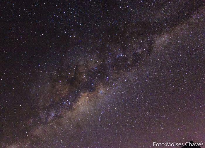 Pedra Do Baú Beauty In Nature Mountain Science Star Field Milky Way Sky Infinity