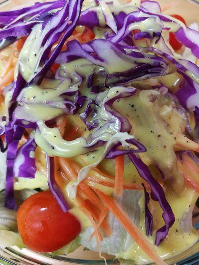 Salad mix Salad Mix Salad Salad Time Thailand🇹🇭 Close-up Food And Drink Greek Salad Salad Bowl Served Serving Size