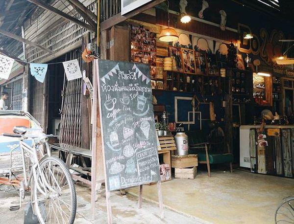 - ร้านนี้ดีทั้งบรรยากาศและราคา Mninphotharam