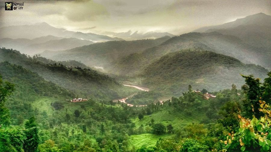 Serenity 🇮🇳 Mountain Tree Nature Agriculture Beauty In Nature Forest Landscape Mountain Range Growth Green Color Scenics Outdoors Rural Scene Tea Crop Day No People Sky Freshness Nature_collection Rainy Days☔ Photography Traveldiary2017 Green Color Shotoftheday Dramatic Sky