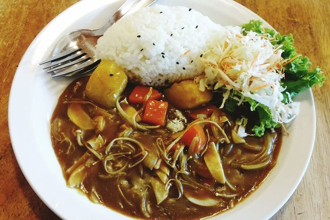 Food Curryrice Delicious DeliciousFood