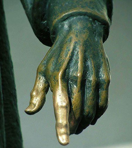 Hand Statue Man Five Art Art Photography Part Part Of Part Of Body Bronze Finger Fingers Fragment Fivefingers Pattern Pieces Patterns & Textures Monument