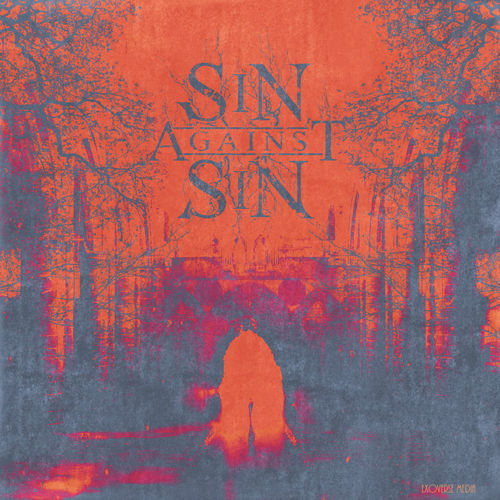 Red Cover Art CDs Cdbaby Itunes IndieMusic Album Metalcore Sin Against Sin Metalhead Music Metal sinagainstsin.bandcamp.com exoversemedia.com/music