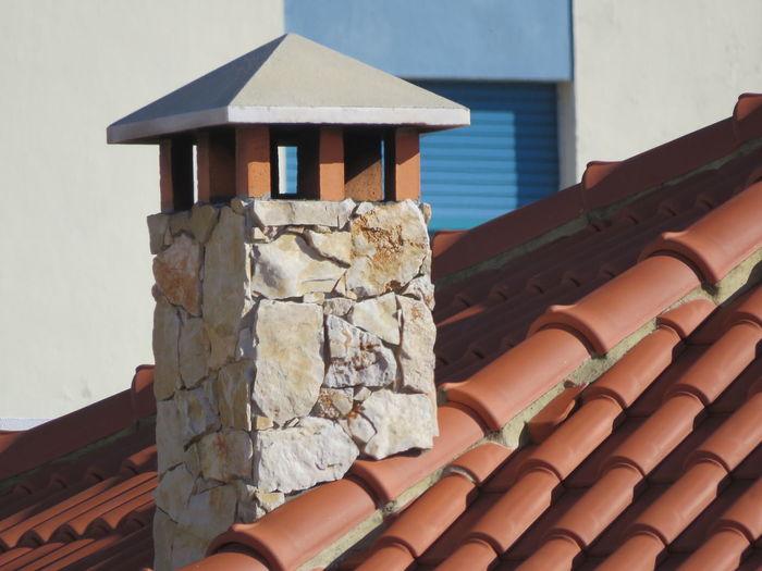 Chimney On Roof