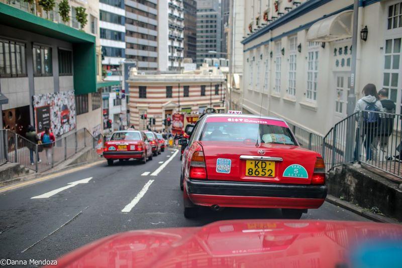 Cab Mode Of