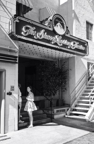On the Lot. Theater Movie Theater Paramount Studio Movies