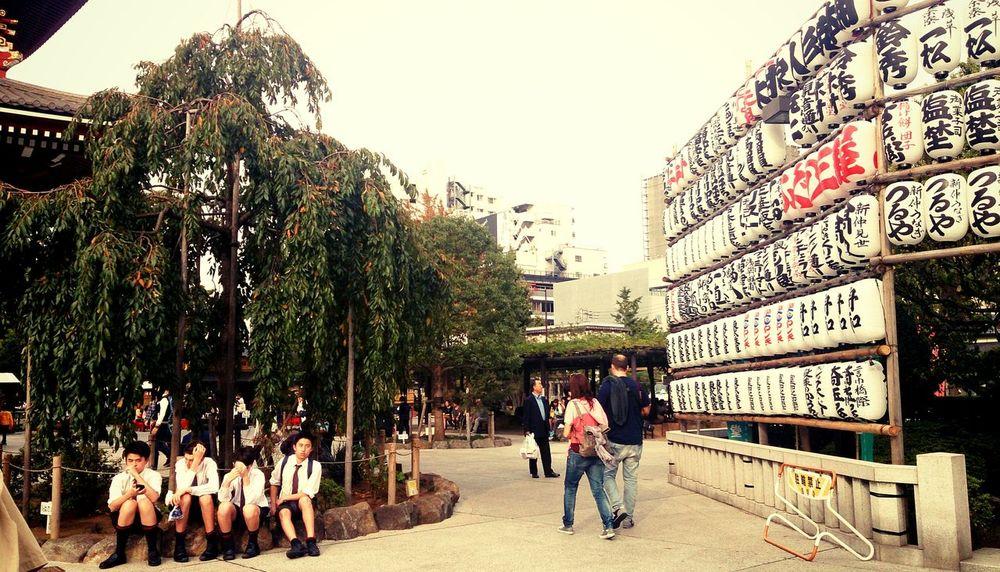 淺草寺 Tokyo Days Wishful