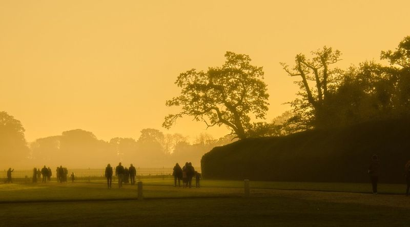 Going Home Blickling Hall