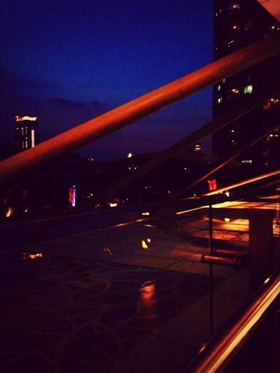 Night Lights Night View